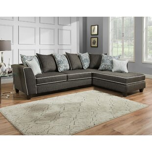 Hagberg Sectional by Ivy Bronx