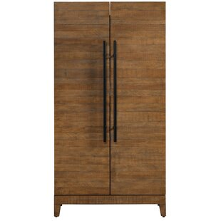 Shawnna Floor Wine Cabinet by Union Rustic
