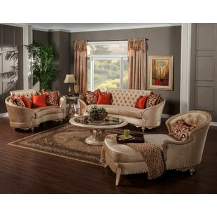 Deals OHare Configurable Living Room Set by Astoria Grand Reviews (2019) & Buyer's Guide