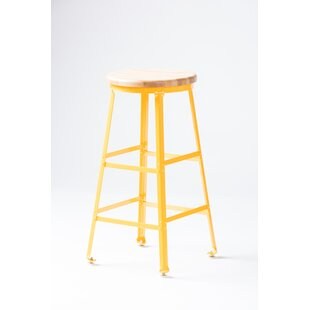MontisaWork High Angle Steel Wood Seat 30..
