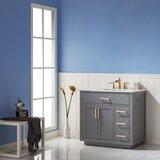 Coralvine 36 Single Bathroom Vanity Set by Orren Ellis