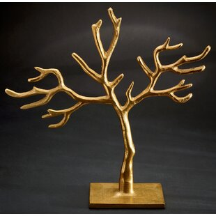 Compare prices 20 Branch Casted Tree of Life Jewelry Holder By Kindwer