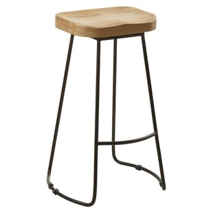 Levon 71cm Bar Stool By Union Rustic