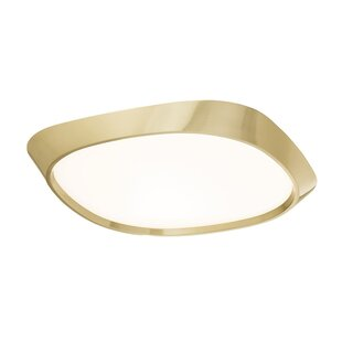 Modern Forms Issa 1-Light LED Flush Mount
