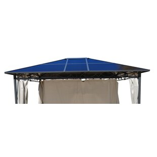 Sol 72 Outdoor Gazebo Canopy Accessories