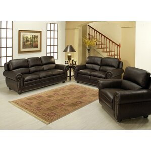 Barnsley 3 Piece Living Room Set by Darby Ho..