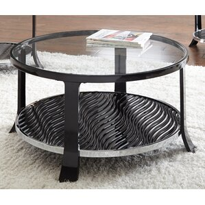 Abigail Coffee Table by Varick Gallery