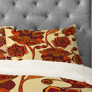 Valentina Ramos Boho Flowers Pillowcase
