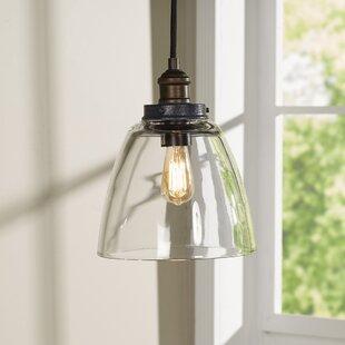 Bedford 1-Light Bell Pendant