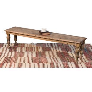 Old Teak Peking Garden Bench, 70