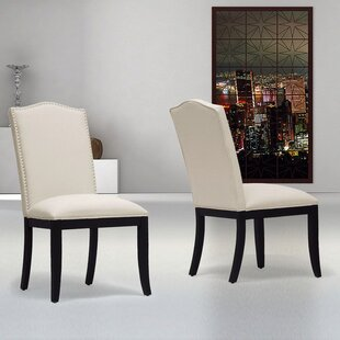 Colegrove Parsons Chair (Set of 2) by Alcott Hill