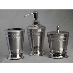 Inexpensive Rambert 3 Piece Bathroom Accessory Set By Charlton Home