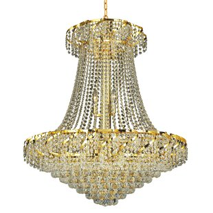 Rosdorf Park Antione 18-Light Chandelier