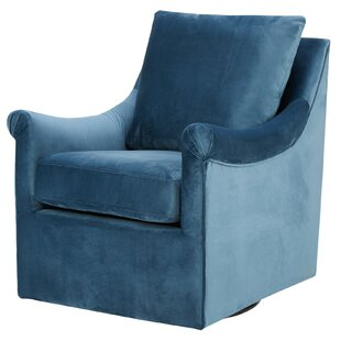 Lundell Swivel Armchair