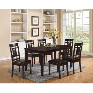 Gartman 7 Piece Dining Set by Red Barrel ..