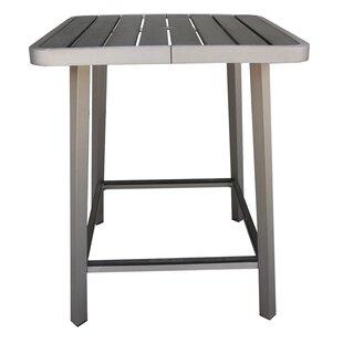 Galicia Pub Aluminum Bar Table