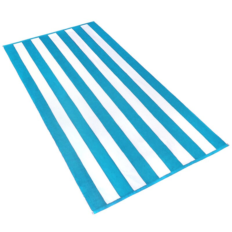 beach towel. Stripe Beach Towel Beachcrest Home  Reviews Wayfair