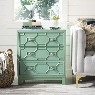 Stetson 3 Drawer Accent Chest by Everly Quinn