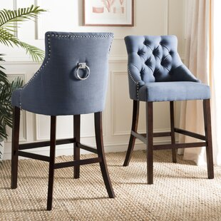 Kaczmarek 30 Bar Stool (Set of 2) DarHome Co