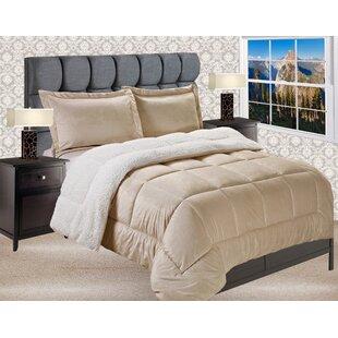 Gilstrap 2 Piece Reversible Comforter Set