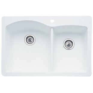 Drop-In Kitchen Sinks You\'ll Love | Wayfair