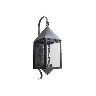 Brass Traditions 1-Light Outdoor Wall Lantern