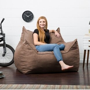 Big Joe Lux Bean Bag Lounger By Comfort Research