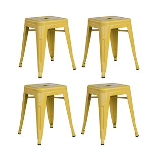 Chereen 18 Bar Stool (Set of 4) by Williston Forge