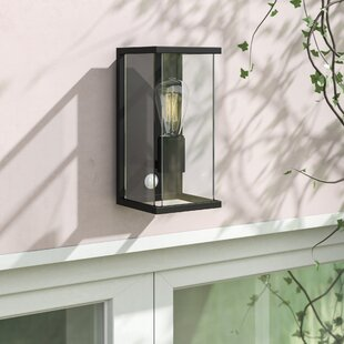 Claire Outdoor Sconce With PIR Sensor By Lucide