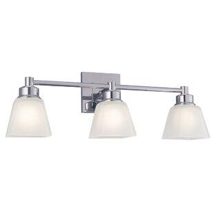 Winston Porter Noam 3-Light Vanity Light