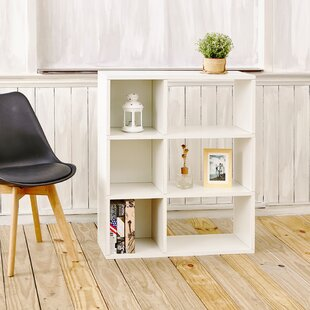 Andrade Cube Unit Bookcase Wrought Studio