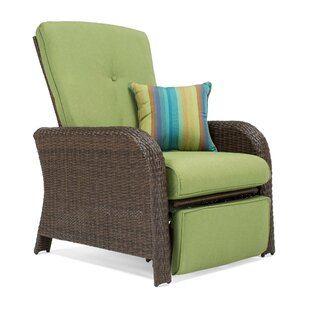 Sawyer Recliner Patio Chair with Cushion