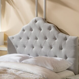 Harbert Full/Queen Upholstered Panel Headboard