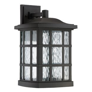 Compare Riverside Drive 1-Light Outdoor Wall Lantern By Brayden Studio