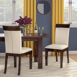 Top Reviews Birney Side Chair (Set of 2) by Wrought Studio Reviews (2019) & Buyer's Guide