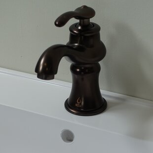 Nezza Mamba Series Single Hole Bathroom Faucet