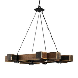 Currey & Company 6-Light Kitchen Island Pendant