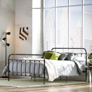 Basaldua Platform Bed by Mercury Row