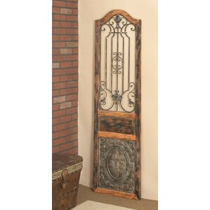 Architectural Wall Decor rustic wall accents you'll love | wayfair