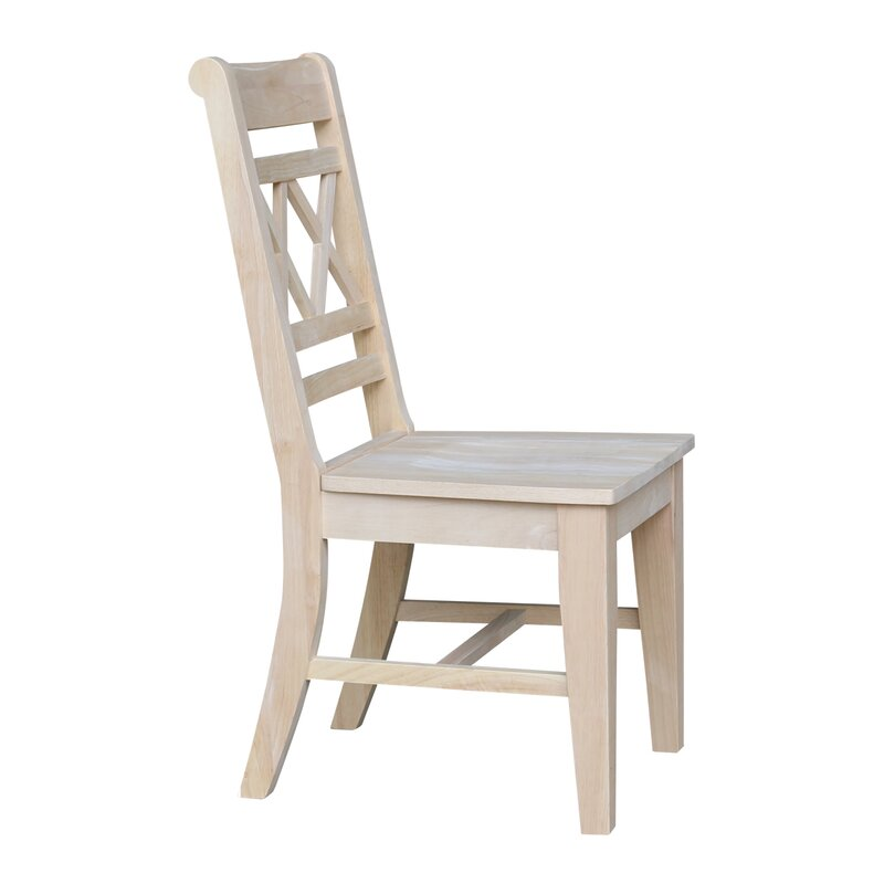 San Jose Solid Wood Dining Chair