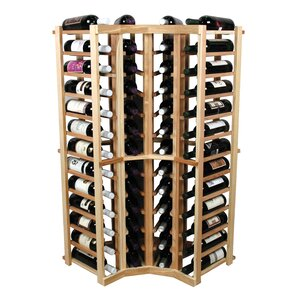 Vintner 52 Bottle Floor Wine Rack by Wine..