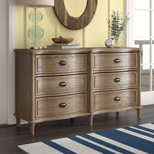 Watson 6 Drawer Double Dresser by Birch Lane™ Heritage