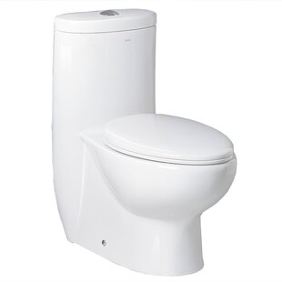 Ariel Bath Hermes Contemporary Dual Flush..