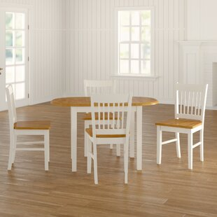 Cardona Extendable Dining Set With 4 Chairs By Brambly Cottage