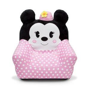 Minnie Kids Club Chair by Delta Children