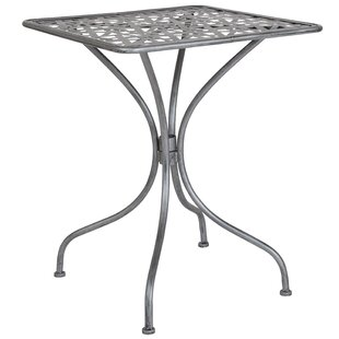 Ocilla Metal Dining Table by Ebern Designs