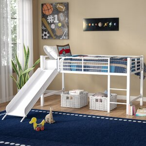 Harper Twin Low Loft Bed
