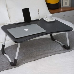 Mcquiston Laptop Tray by Rebrilliant