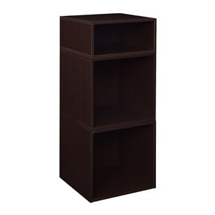 Find the perfect Chastain Standard Bookcase by Rebrilliant