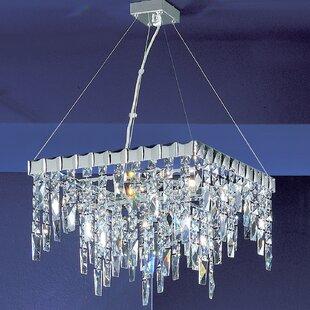 Classic Lighting Uptown 5-Light Chandelier